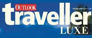 Magazine Advertising in Outlook Traveller Luxe India