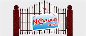 Non-Traditional/No_Parking_Board.jpg