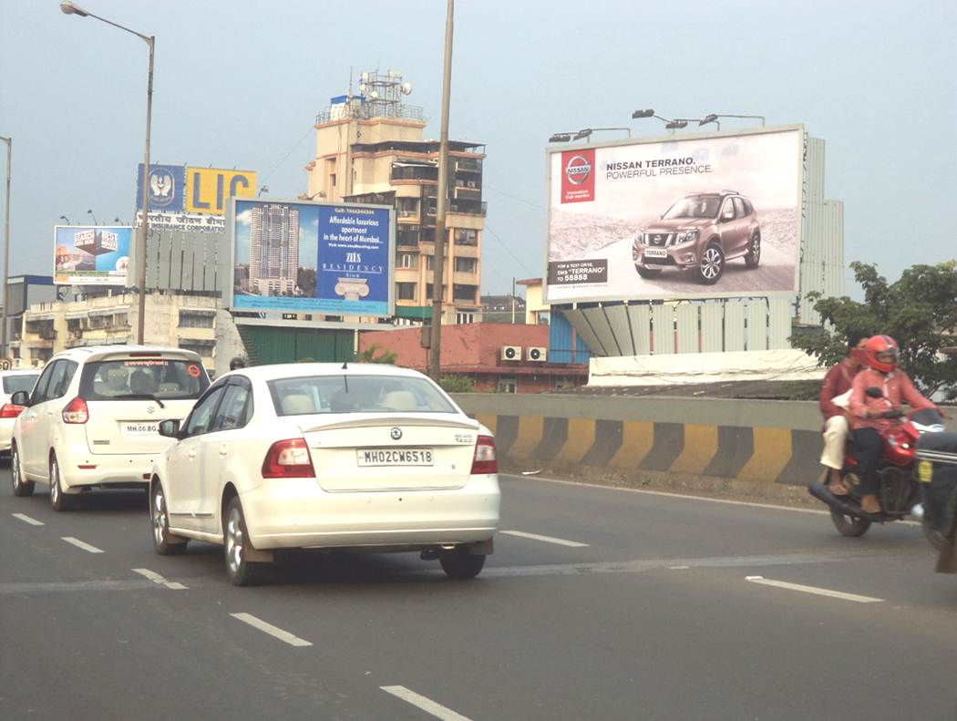 Outdoor Advertising in Bill Board Sion
