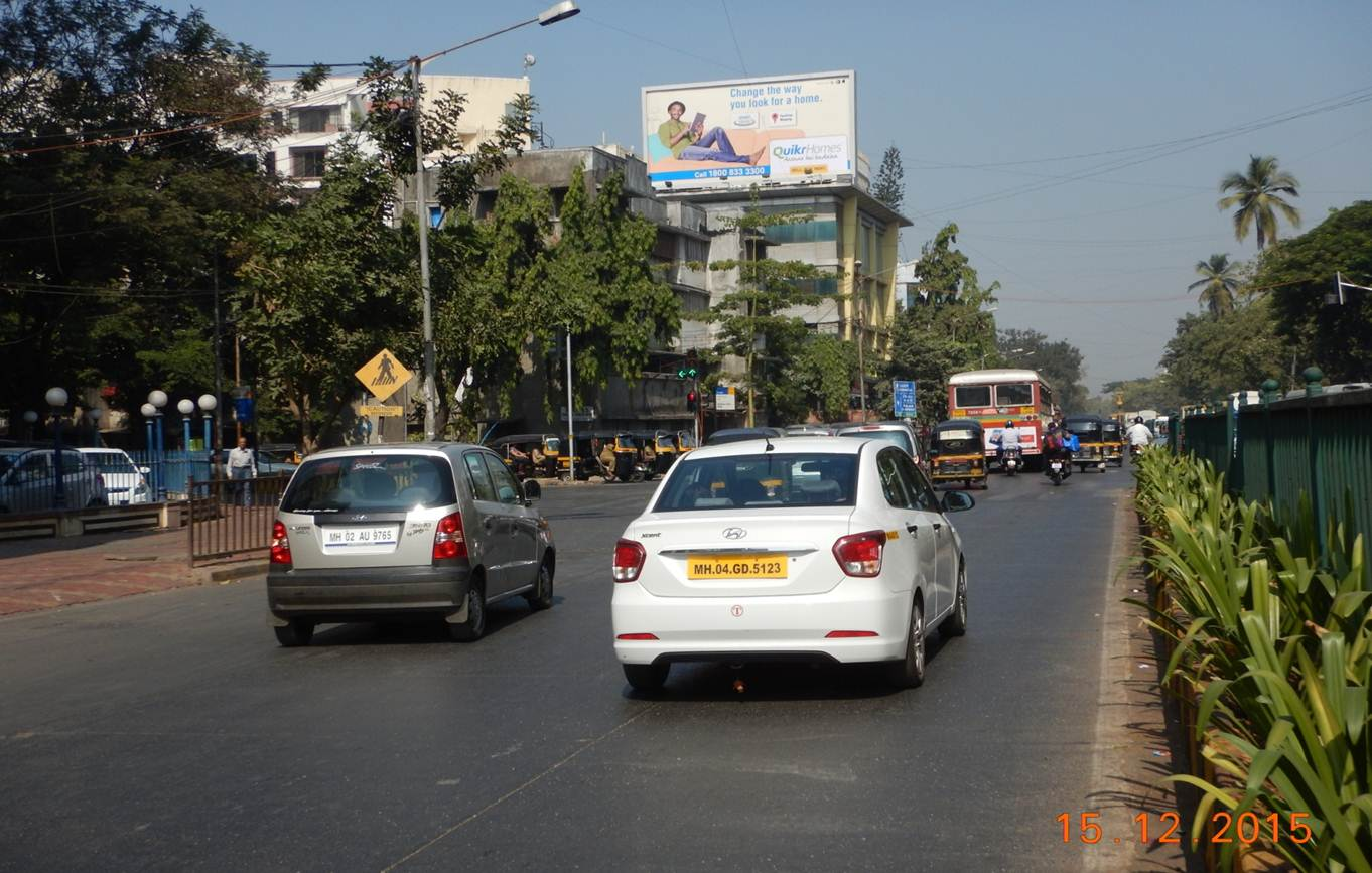 Outdoor Advertising in Bill Board santacruz