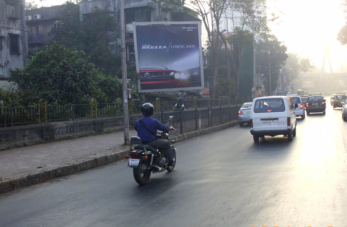 Outdoor Advertising in Bill Board Dadar