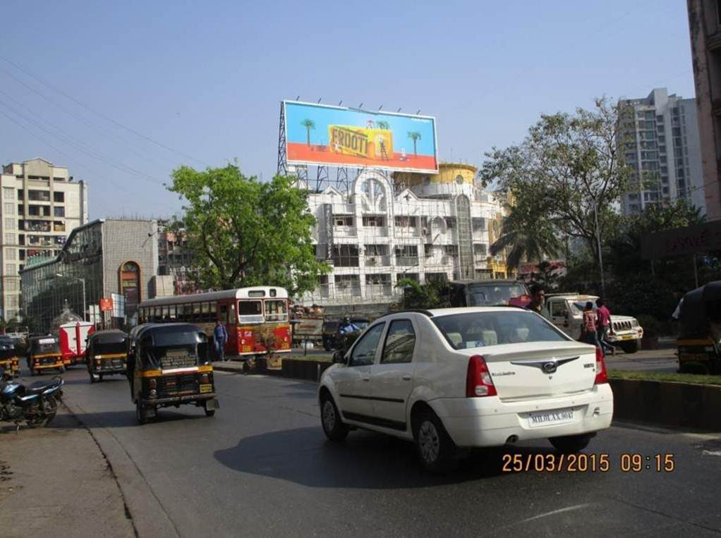 Outdoor Advertising in Bill Board Jogeshwari