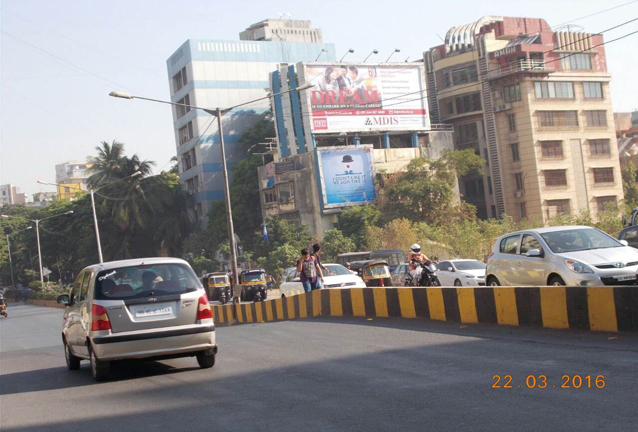 Outdoor Advertising in Bill Board Juhu