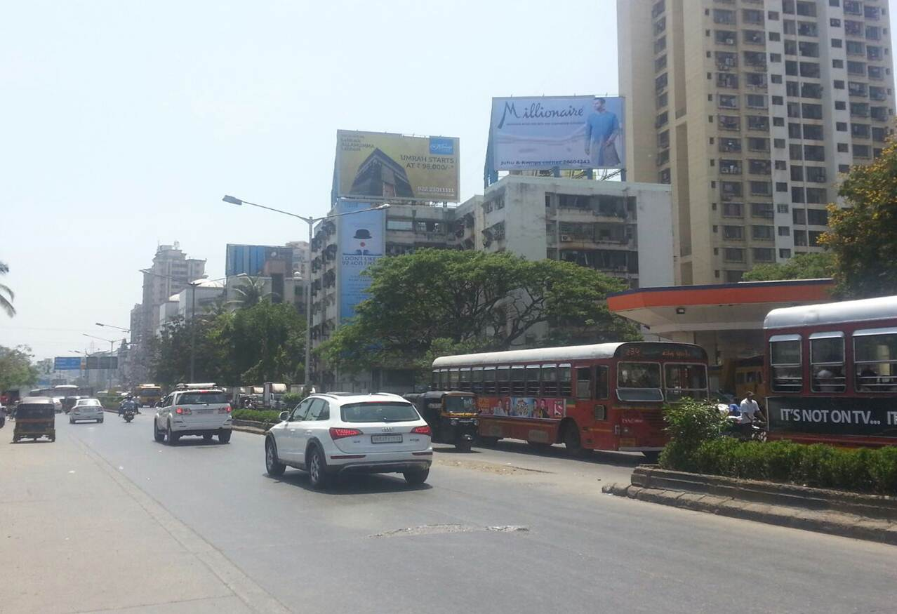 Outdoor Advertising in Bill Board Lokhandwala