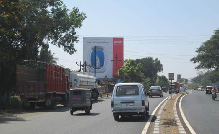 Outdoor Advertising in Bill Board Panvel