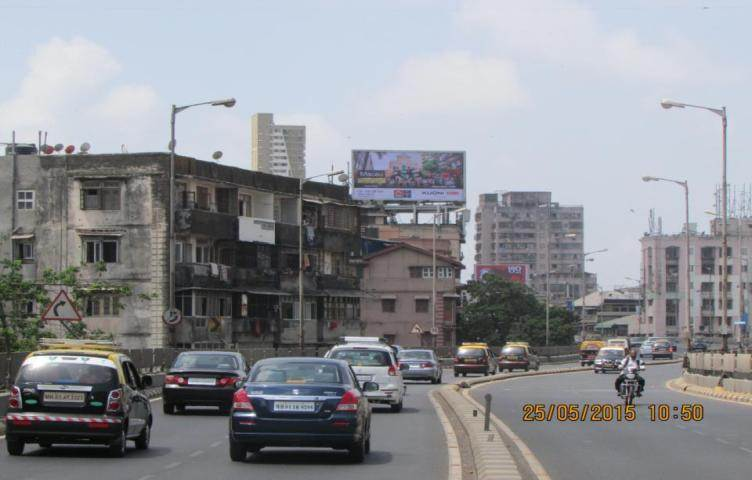Outdoor Advertising in Bill Board Byculla