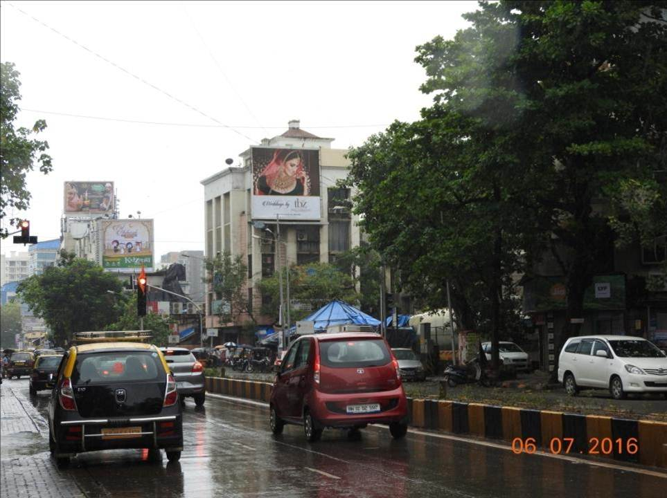 Outdoor Advertising in Bill Board Khar