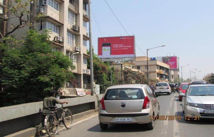 Outdoor Advertising in Bill Board Vile Parle