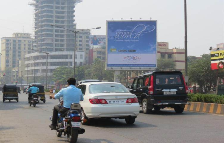 Outdoor Advertising in Bill Board Malad