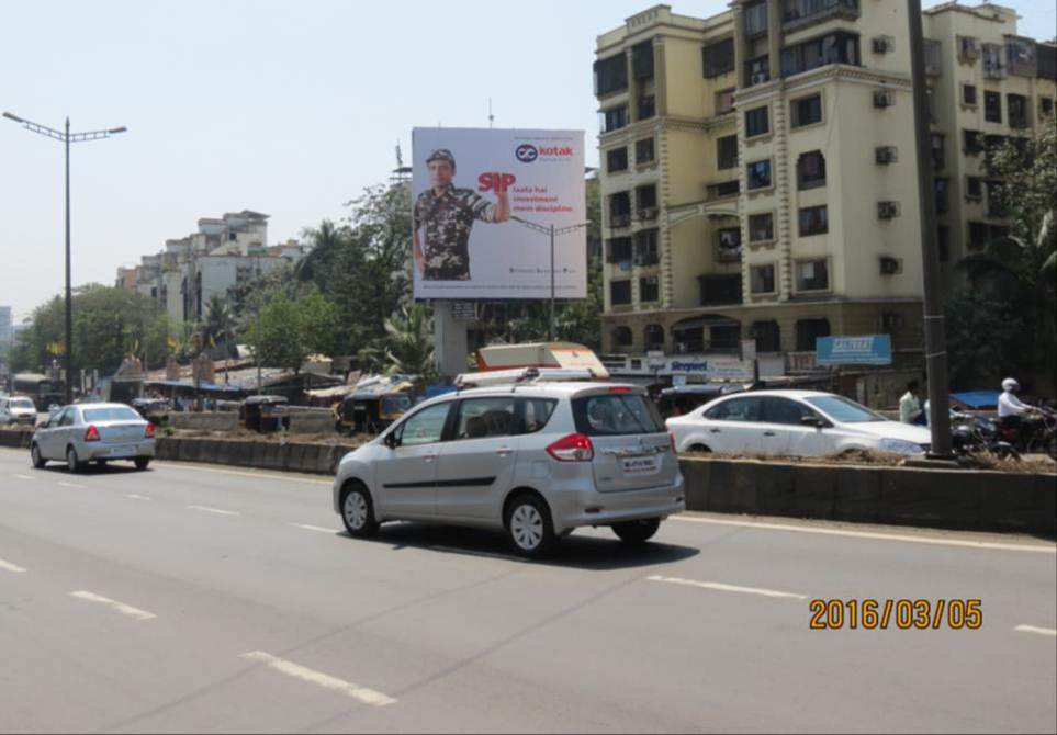 Outdoor Advertising in Bill Board Kandivali