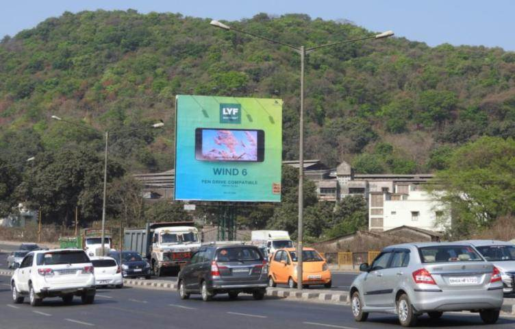 Outdoor Advertising in Bill Board Bhayandar