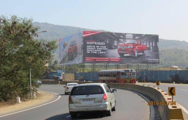Outdoor Advertising in Bill Board Thane