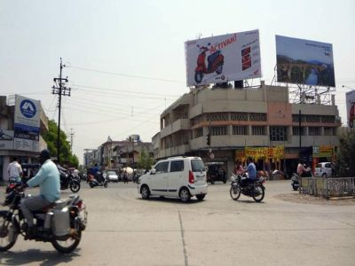 Outdoor Advertising in Bill Board Usmaanpura Gopal Culter Hall