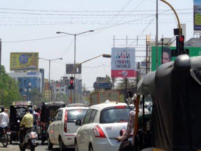 Outdoor Advertising in Bill Board Amarpreet Chowk