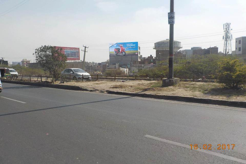 Outdoor Advertising in Wall Wrap Ghaziabad