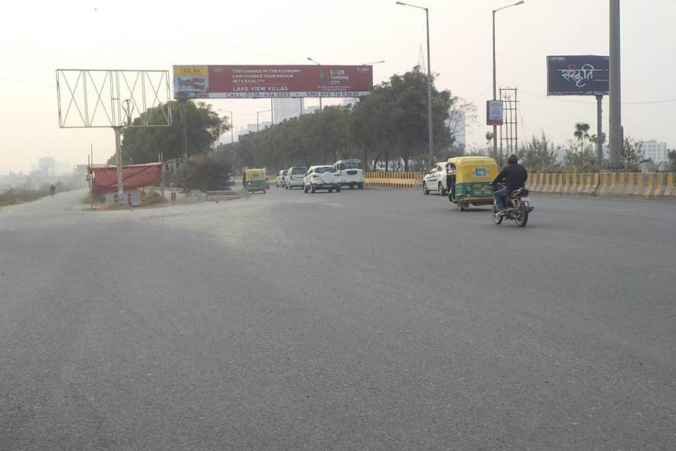 Outdoor Advertising in Gantry Noida